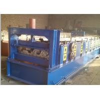 China High Speed Metal Deck Roll Forming Machine 688 Steel Structure For Metal Cold on sale