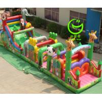 Quality Hot selling  inflatable obstacle course  with 24months warranty GT-OBS-0511 for sale