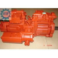 Quality Volvo EC240 EC210 Excavator Hydraulic Parts K3V112DT-9C32-02 Kawasaki Pump Red 153kgs for sale