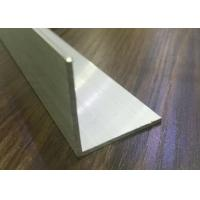 Buy 6000 Series Powder Coated Aluminum L Angle Profile For Solar Mounting System at wholesale prices