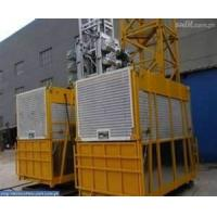 Quality building lifts Construction industrial rack and pinion elevator manufacturers for sale