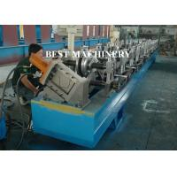 Quality Half Round Water down Gutter Profile Cold Roll Forming Machine for sale