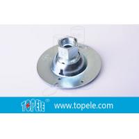 Quality High Metallurgical Strength BS4568 Conduit Fittings With Malleable Iron Female Dome Cover for sale