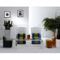 Quality FU (73) acrylic acrylic bar table and chairs for sale