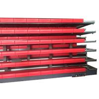 Buy Easy Install Steel Structure Stadium Bleachers Large Rotating Platform For Events at wholesale prices