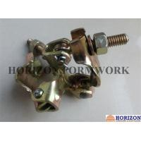 Buy cheap Scaffolding couplers EN74 for pipe dia 48.3mm x 48.3mm, pressed couplers from wholesalers