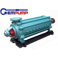 Quality DF type chemical centrifugal pump / Mining industry pump 84~666 m Head for sale