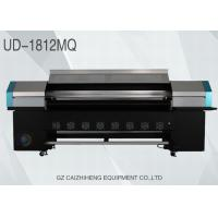 Quality 1440dpi 3D Textile T Shirt Printing Machine Low Noise Galaxy UD 1812MQ for sale