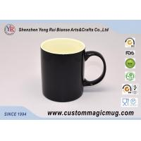 China Thermochromic Temperature Color Changing Cups , 11oz 325ml Heat Reactive Mugs on sale