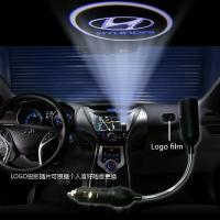 China 2014 Hot Selling LED Car Roof Logo Projector Lights,Custom Logo Available! on sale