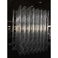 Buy Square Spigot Silver Stage Lighting Truss 300mm X 300mm For Party at wholesale prices