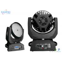 Quality Led RGBW DMX512 14/18 108Pcs 3W WashLight  Disco Moving Head Lighting for sale