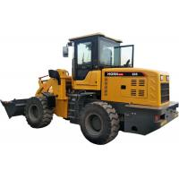 Quality Heavy Construction Equipment 2 Ton Wheel Loader With 1 Year Guarantee for sale