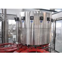 Quality PLC  Water Treatment Line Orange Juice Filling Machine Producton Line for sale