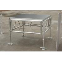 Quality Movable Aluminum Portable Stage Platform With Waterproof Non - Slip Plywood for sale