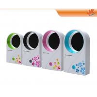 Buy Bladeless mini powerful usb desk fan battery operated for promotional cool your at wholesale prices