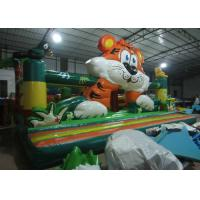 Quality Inflatable tiger bouncer / Tiger belly inflatable bouncer / new inflatable tiger bouncer for sale