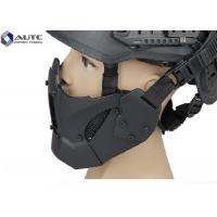 Quality Typhon Metal Scary Military Tactical Masks For Game Entertainment Hunting for sale