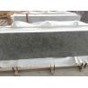Wave White Granite Slab Granite Stone Tiles / Natural Granite Floor Tiles for sale