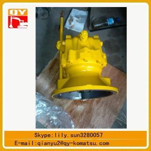 Quality excavator spare parts pc200-7 swing motor komatsu,hydraulic swing motor for sale