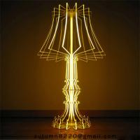 Quality CH (5) LED acrylic candleholders for sale
