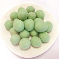 China Full Nutrition Tasty Healthy Spicy Flavor Round Peanut With Wasabi Flavor for sale