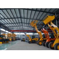 Buy Model 655G Articulated Wheel Loader 5000 kg Rated Load For Water Conservancy at wholesale prices