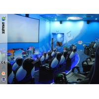Quality Electric System 5D Movie Theater Cinema Equipment With Environment Special Effect for sale