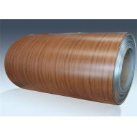 Quality Room Door PVC Film Metal Laminate Sheets Laser Coated Cold Rolled Steel Coil for sale