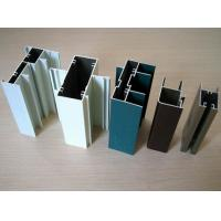 Quality T5 / T6 Aluminum Extrusion Profiles For Broken Bridge Insulation Windows for sale