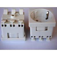 Quality Multi Color Germany European Wall Plug , European Electrical Outlet 250VAC 16A for sale