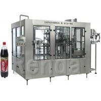 China Gravity Water Bottle Filling Machine for Water Packing Plant Full Automatic on sale