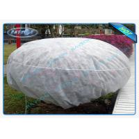 Buy 100% Virgin Polypropylene Non Woven Landscape Fabric Air Permeable Small Rolls at wholesale prices