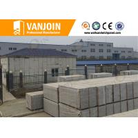 Quality Office Partition Polystyrene Building Panels /Insulated Wall Panels Water Proof for sale