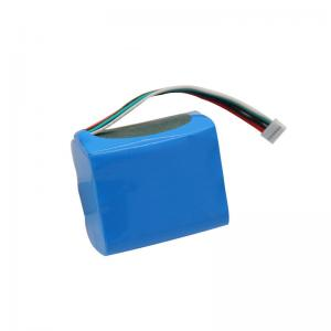 Quality 7.4V 10050mAh 18650 Rechargeable Battery Pack Lifepo4 Lithium Ion for sale