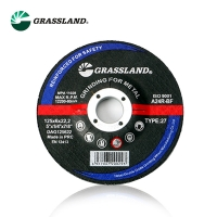 Quality 125X6mm Type 27 5 Inch Rough Abrasive Grinding Wheel for sale