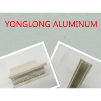 Quality Wooden Grain Aluminium Profiles Marble Texture Adhesion Non Toxic / Odor for sale