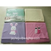 Quality Polar fleece baby blanket for sale