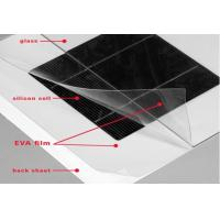 Quality Custom Laminated Transparent Stretch Solar Cell EVA with Damp Heat Resistance for sale