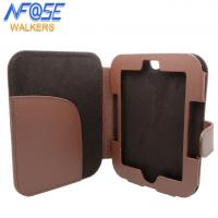 China GlowLight Nook Leather Case , Gray Unique Tablet Covers And Cases Multi Angel on sale