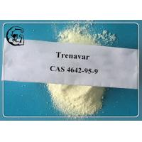 Buy Prohormone Raw Powder Trendione / Trenavar CAS 4642-95-9 for Bodybuilding at wholesale prices