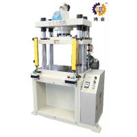 Quality 80T 5.6kw Four Column Hydraulic Press Machine For Metal And Pastic Sheet for sale