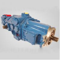 China Swash Plate Type Fixed Displacement Axial Piston Pump With Low Noise Level on sale