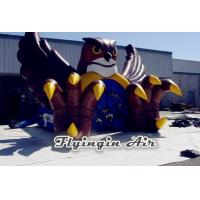 Quality Inflatable Owl Tunnel, Inflatable Sport Tunnel, Inflatable Animal Arch for Sale for sale