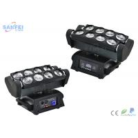 Quality Led 8 heads 10 Watts RGBW 4in1 Moving Head Spider Beam Light for night club for sale