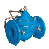 Stainless Steel Pressure Reducing Valve Streamlined WCB Body Diaphragm Control for sale