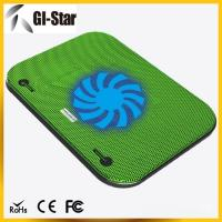 Quality Good quality laptop cooling pad ,laptop coolers with two fans and nice price for sale