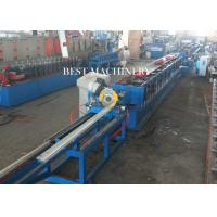 Buy cheap Customized PU Foam Roller Shutter Door Roll Forming Machine With PLC Control from wholesalers