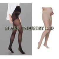 Quality Knee Length Maternity Panty Hose Of Washable Medical Compression Stockings for sale