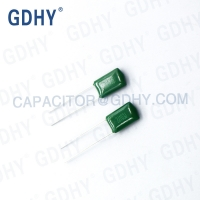 Quality CL11 Polyester Film Capacitor for sale